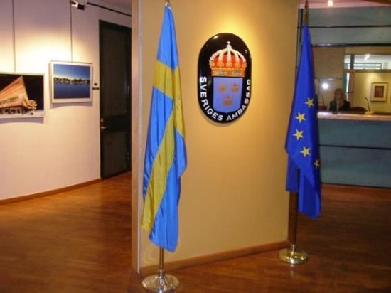 svenska ambassaden i kina