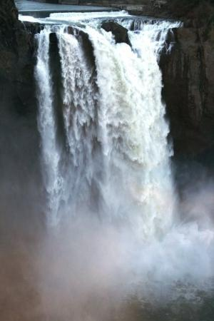 Snoqualmie Falls, January 2009