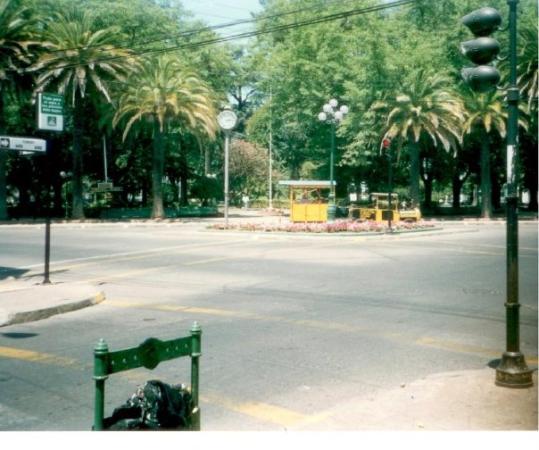 Curicó, Chile: Plaza de Curico
