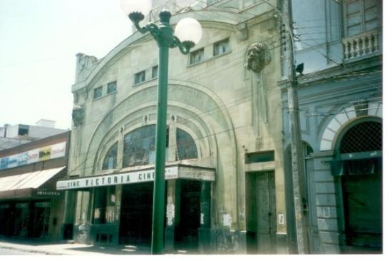 Curicó, Chile: Teatro en Curico