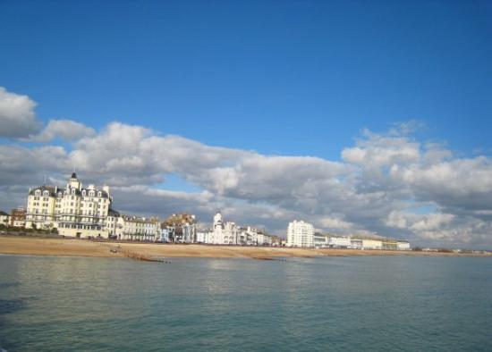 Eastbourne in February