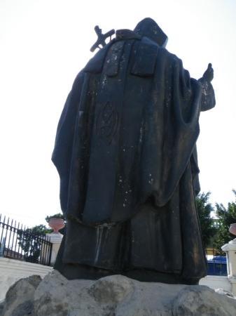Holguin, คิวบา: a Holguìn il papa