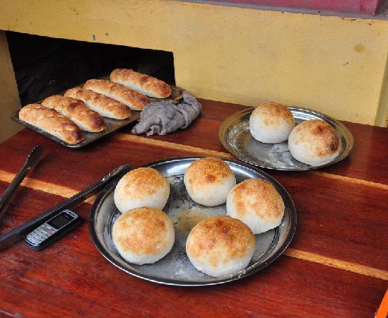 Mea Culpa Kampot: Fresh from the wood-fired oven