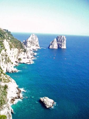 Caprie, อิตาลี: Capri Blue