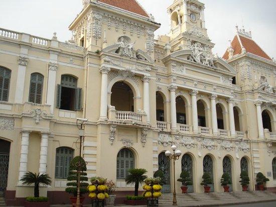 โฮจิมินห์ซิตี, เวียดนาม: HCMC