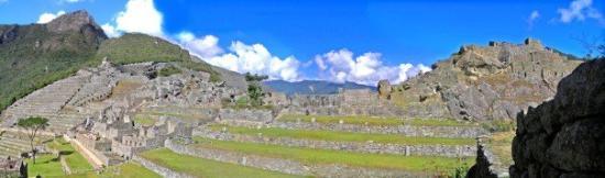 มาชูปิกชู, เปรู: Machu Picchu ruins