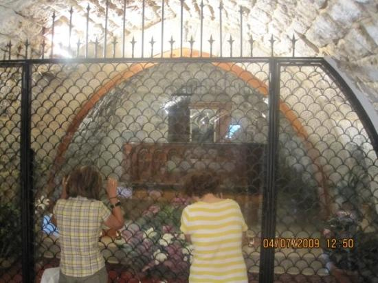 Saint Charbel Tomb Picture