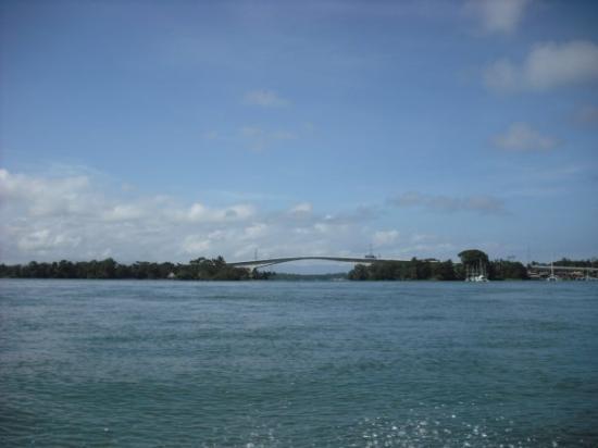 Izabal, Gwatemala: rio dulce