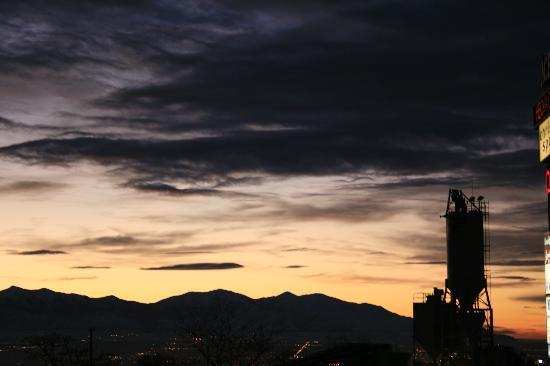 ยูทาห์: sunset