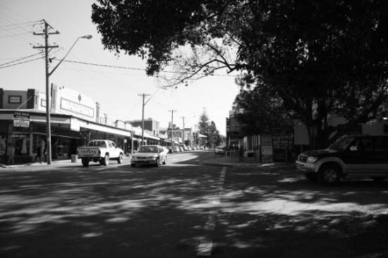 Bellingen Australia  city photos gallery : Bellingen, Australia: Hyde Street