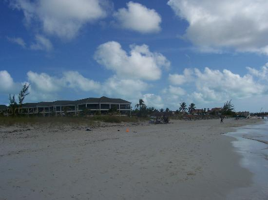 The Sands at Grace Bay: miles of beach at grace bay