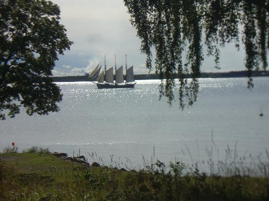 Γκέφλε, Σουηδία: Engeltofta, Gävle Coast