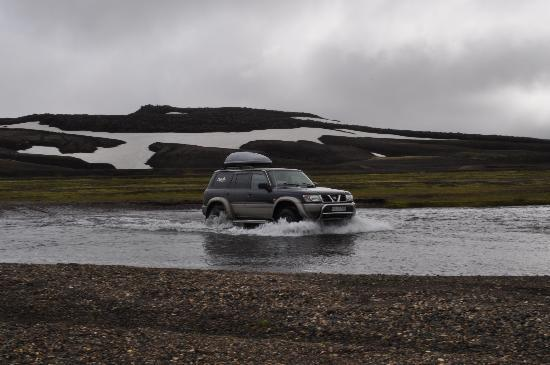 Gateway to Iceland: Landmannalaugar (GTI 4x4)