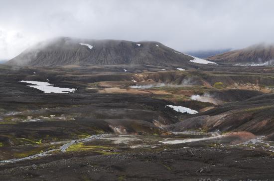 Gateway to Iceland: Landmannalaugar