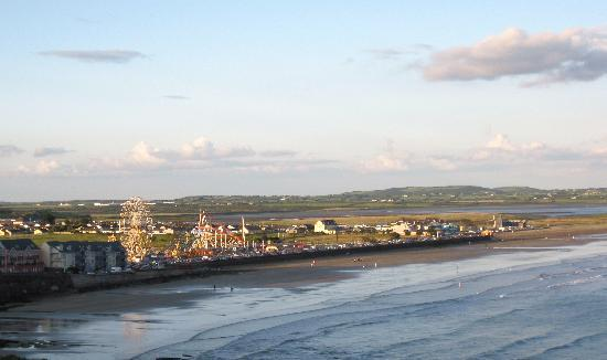 Cloneen Bed & Breakfast: View of Tramore from the Promenade