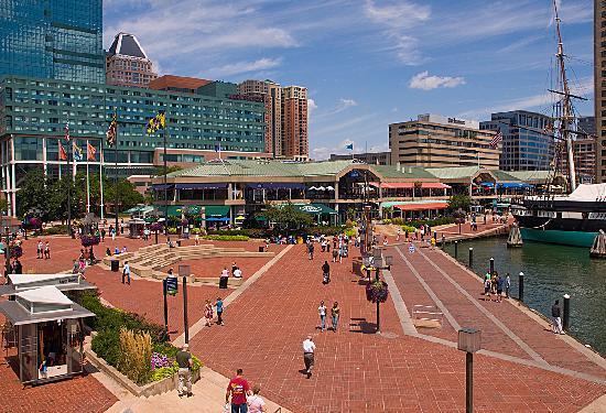 Baltimore's Inner Harbor - Picture of Inner Harbor ...