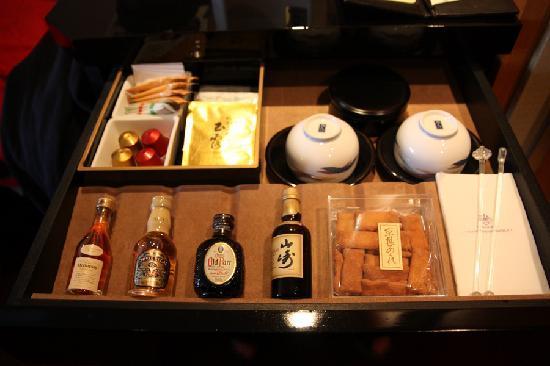 โรงแรมแกรนเวีย เกียวโต: Coffee and tea