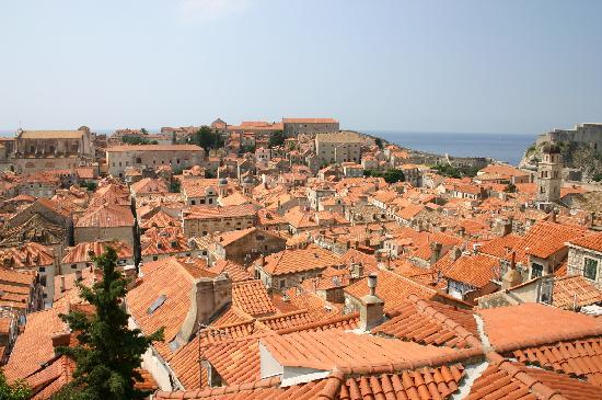 Hotel Bellevue Dubrovnik: The Old Town