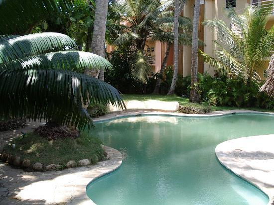 Caribe Surf Hotel: piscine