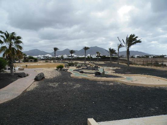 HL Paradise Island: minigolf