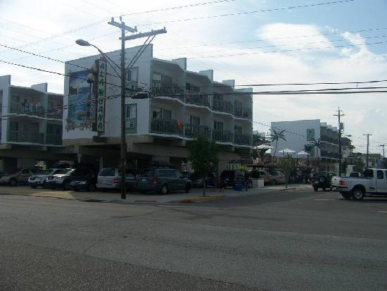 Ala Moana Resort Motel: Motel