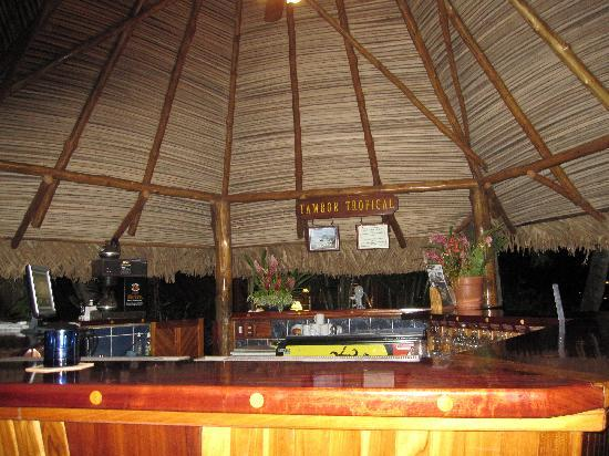 Tambor Tropical Beach Resort: Tambor Tropical Bar