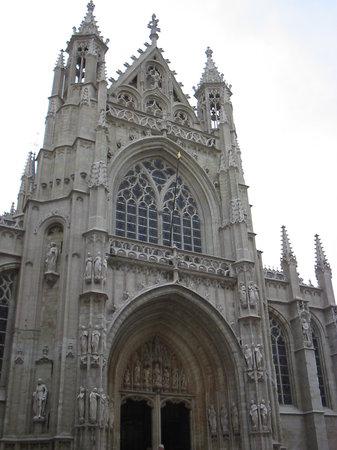 Bruselas, Bélgica: Notre-Dame-du-Sablon