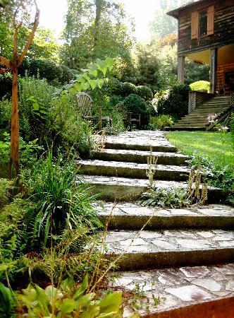 Beechwood Inn : beautiful grounds