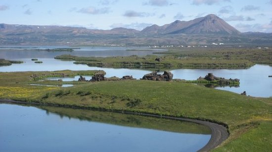 Restaurants in Lake Myvatn
