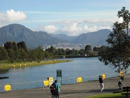 Parque Central Simon Bolivar