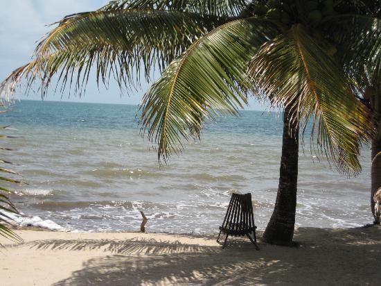 Maya Beach Hotel: Maya Beach - complimentary kayak