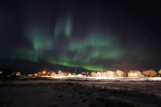 Svolvaer, นอร์เวย์: Taken at the PolarLightCenter on the Lofoten islands, Norway