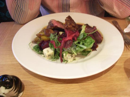 Jumble Room : steak