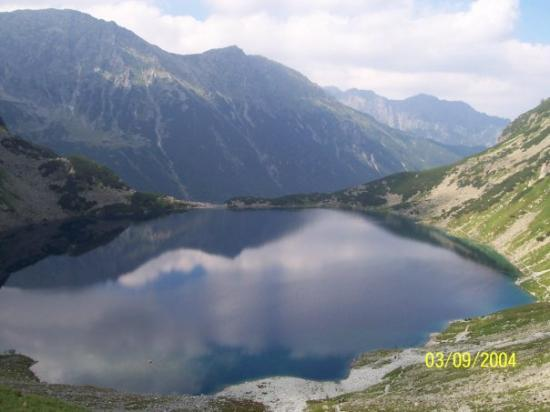 Татринский национальный парк, Польша: Tatra National Park, Poland Czarny Staw