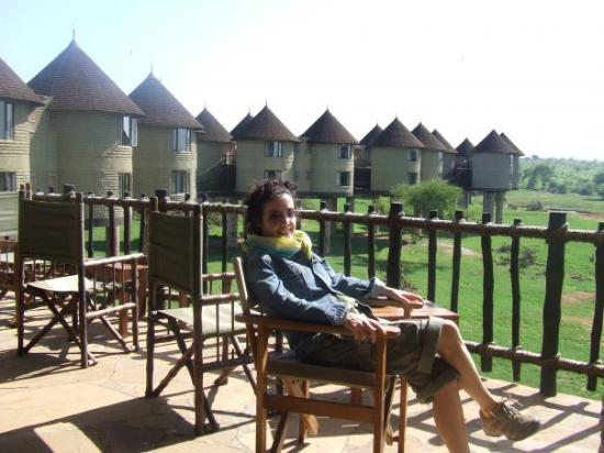 Tsavo National Park West, เคนยา: Salt Lick Lodge Taita Hills Tsavo West