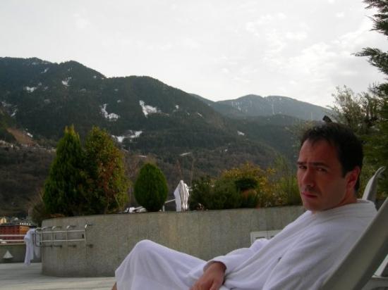Caldea Thermal Spa: Relax en la montaña