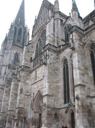 เรเกนสบูร์ก, เยอรมนี: Cathedral