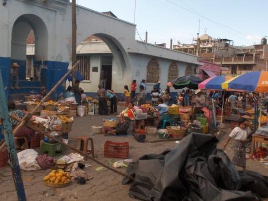 The markets of Joyabaj