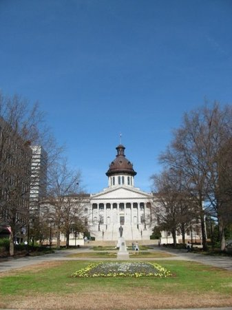 Colombia, SC: state house, columbia, sc - 08.01.08