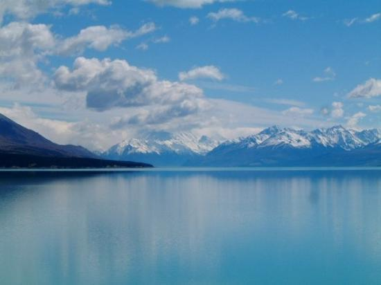 Queenstown, New Zealand: Every picture is a postcard here