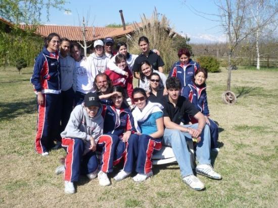 Los Andes, ชิลี: EN DONDE EL GONCHI!!!