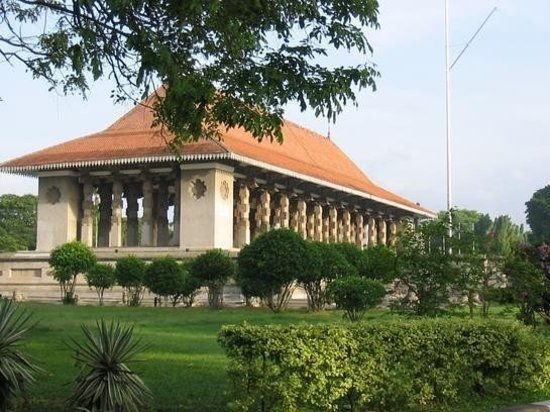 Independence square - Colombo