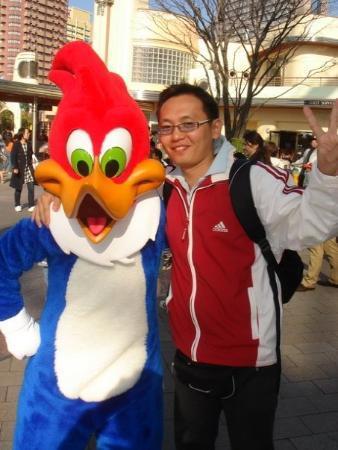 ยูนิเวอร์ซัล สตูดิโอส์ เจแปน: With Woody at USJ