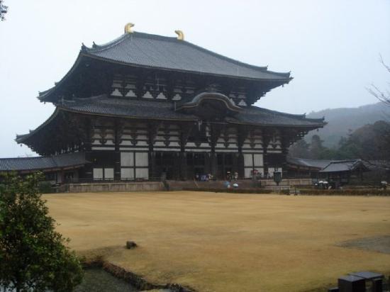 วัดโทไดจิ: Awesome Todaiji Temple, Nara