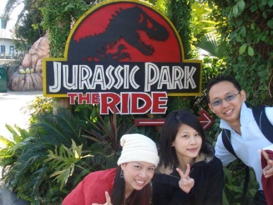 ยูนิเวอร์ซัล สตูดิโอส์ เจแปน: Ready to explore the JP's ride