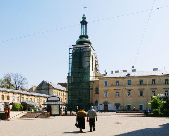 Johann Georg Pinzel museum of Lviv Sacral Baroque Sculpture