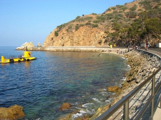 Avalon, Kalifornien: Lover's Cove