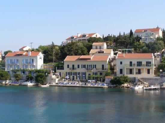 Fiscardo, Grekland: Kefalonia-Fiskardo