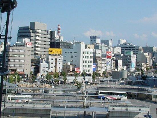 Takamatsu, July 2004