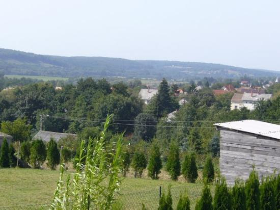 Zalaegerszeg, ฮังการี: Hills. hills... everywhere you look at